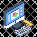 Online Designing Digital Designing Graphic Designing Icon