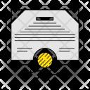 Digital diploma Icon