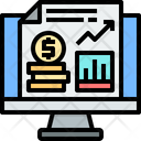 Digital Economy Icon