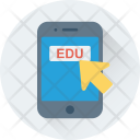Digital Education Icon