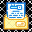 Digital Encryption Digital Encryption Icon