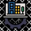 Digital Enterprise Icon