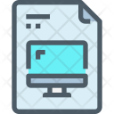 Digital file Icon