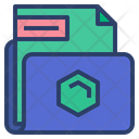 Digital File File Folder Nft Folder Icon