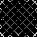 Digital Gauge Icon
