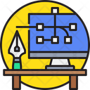 Digital graphic Icon