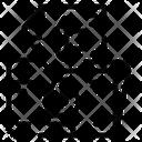 Digital Graphic File Icon