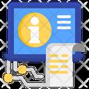 Input Data Information Icon