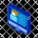 Digital Intelligence Robot Icon