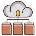 Digital Library Knowledge Icon