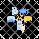 Digital Literacy Icon