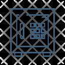 Locker Digital Vault Icon
