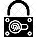 Digital Locker Numeric Icon