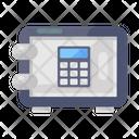 Digital Locker Locker Numeric Locker Icon