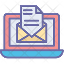 Digital Mailing Icon