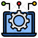 Platform Digital Program Icon