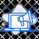 Digital Marketing Online Marketing Internet Marketing Icon