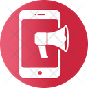 Announcement Business Communication Icon