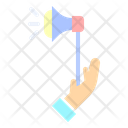 Digital Marketing Browser Icon