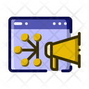 Digital Marketing Seo Icon