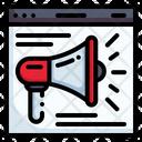 Digital Marketing Marketing Business Icon