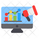 Digital Marketing Marketing Advertising Icon