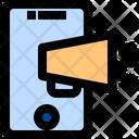 Marketing Phone Smartphone Icon