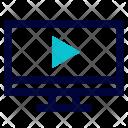 Computer Digital Marketing Icon