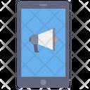 Digital Marketing Marketing Megaphone Icon