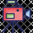 Digital Marketing Live Streaming Media Advertising Icon