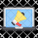 Digital Marketing Online Marketing Digital Advertising Icon