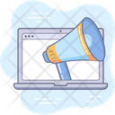 Business Development Marketing Icon