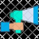 Digital Marketing Campaign Icon