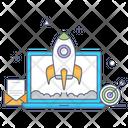 Digital Marketing Agency Icon