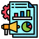 File Digital Marketing Megaphone Icon