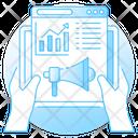 Digital Marketing Website Icon