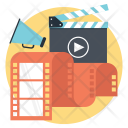 Video Production Media Icon