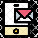 Digital message Icon