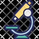 Digital Microscope Lab Apparatus Microscope Icon