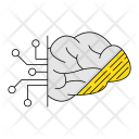 Digital mind Icon