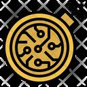 Highrisk Ridk Financialrisk Icon