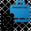 Digital Nomad Ebook E Book Icon