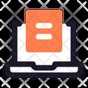 Digital Note Icon
