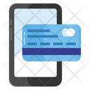 Card Payment Digital Payment Mobile Banking Icon