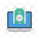 Pay Online Dollar Icon