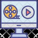 Digital Photo Frame Icon