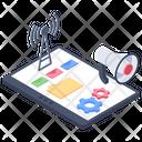 Digital Promotion Icon