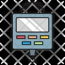 Meter Digital Measure Icon