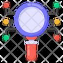 Digital Search Icon