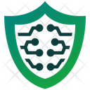Digital Secure Secure Protection Icon
